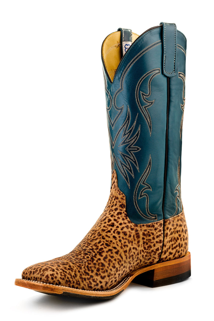Anderson Bean Adult Boots - S3011 Vamp Terra Vintage Elephant Garganey Kidskin Leather