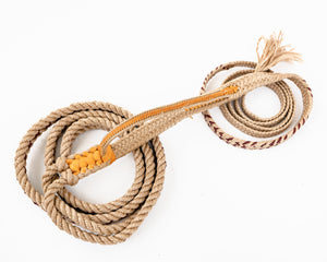 "Pro Series Bull Rope 7/8"" Handle 1"" Soft Tail"