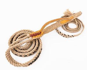 "Signature Series Bull Rope 3/4"" Handle 3/4"" Soft Tail"