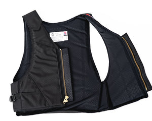 Ride Right Wright Western Saddle Bronc Vest - Hydrotuff Open