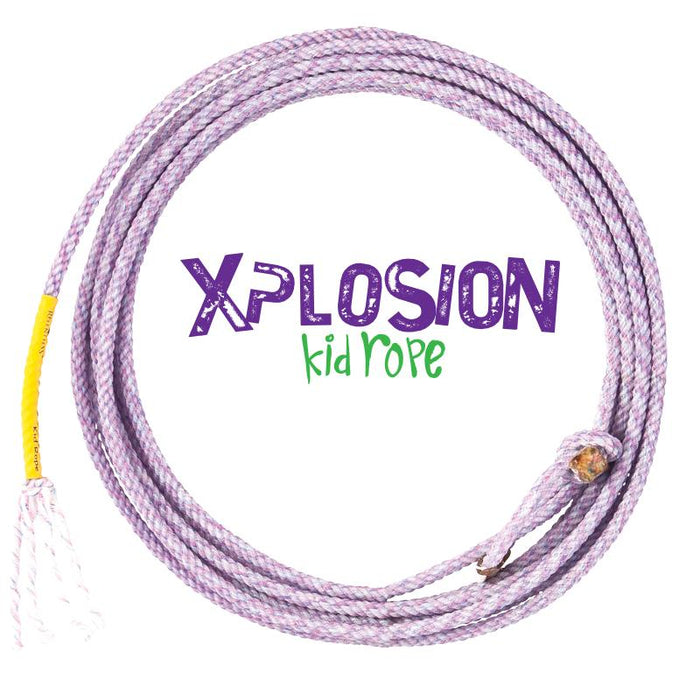 Cactus Xplosion 4 Strand Youth Team Rope