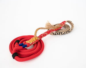 Beastmaster Red Steer Rope