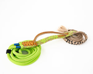 Beastmaster Green Steer Rope