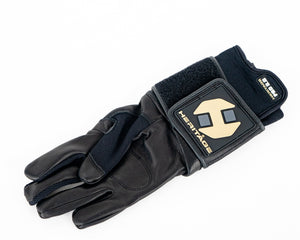 Heritage Youth Wrist Wrap Bull Riding Glove