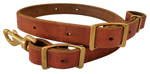 Harness Leather Tie Down Strap