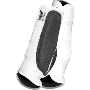 Relentless Tall No Rub Skid Boots - Back Legs