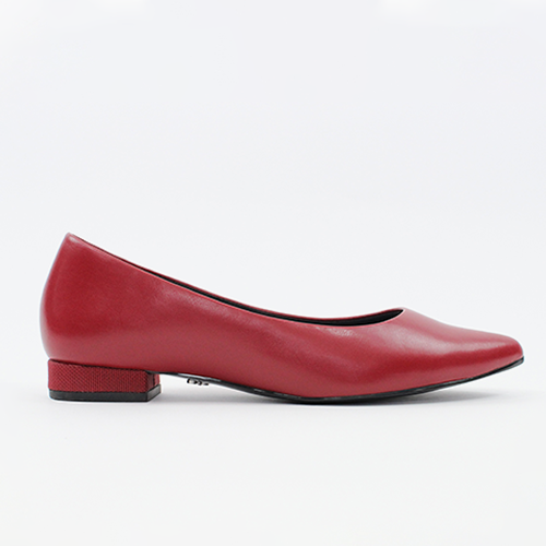 ASNY - Jane Autumn Flat 2.0 - Ruby Red