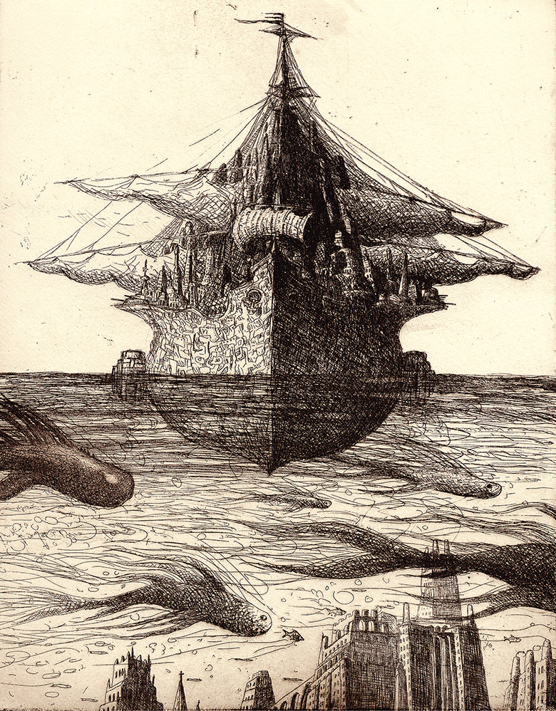 Mothership (ETCHING)