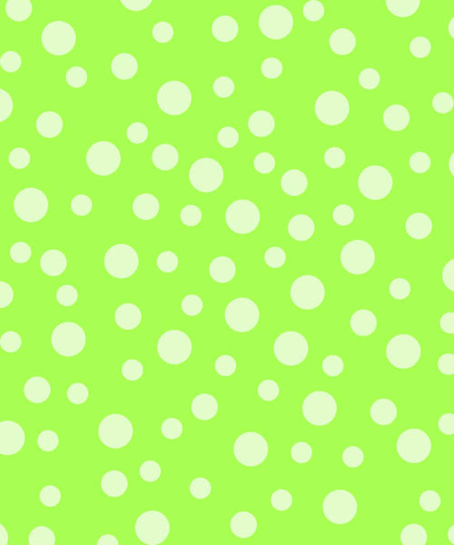 Green Polka Dot Backdrop