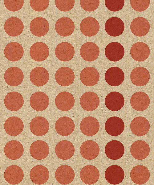 Rustic Polka Dot Backdrop