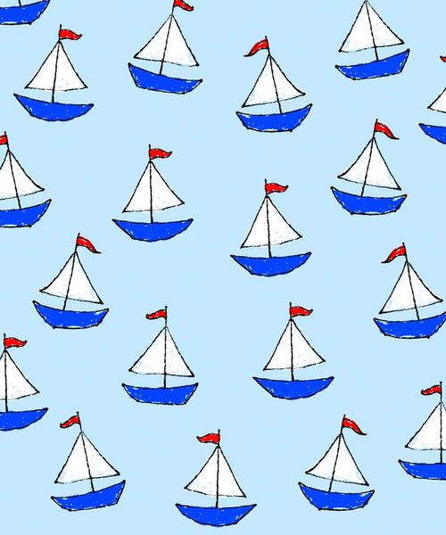 Sailboat Backdrop