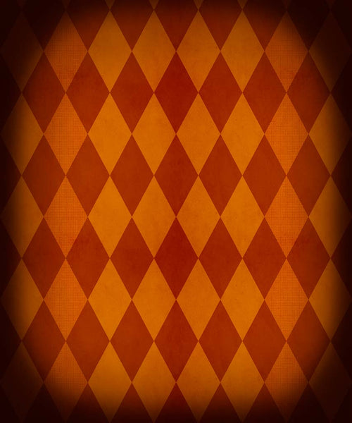 Halloween Diamond Backdrop