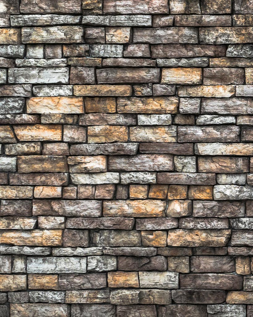 Mixed Brick Backdrop - The Backdrop Store