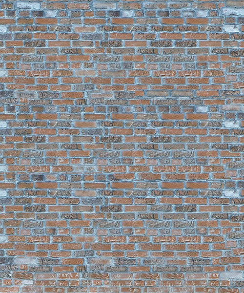 Mixed Color Brick Backdrop