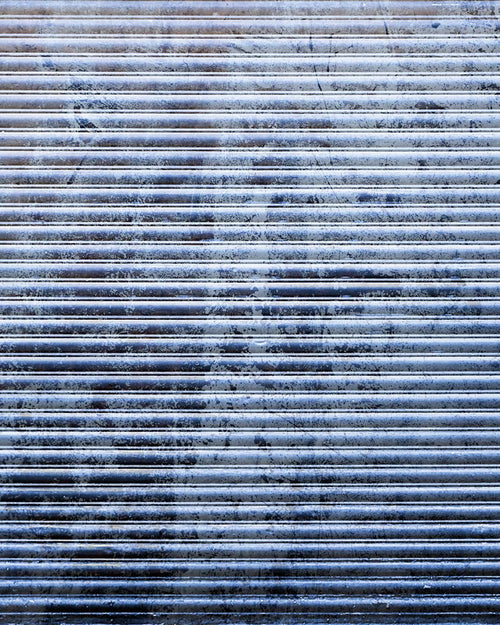 Corrugated Metal Backdrop