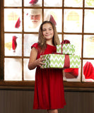 Santa Clause Backdrop - The Backdrop Store