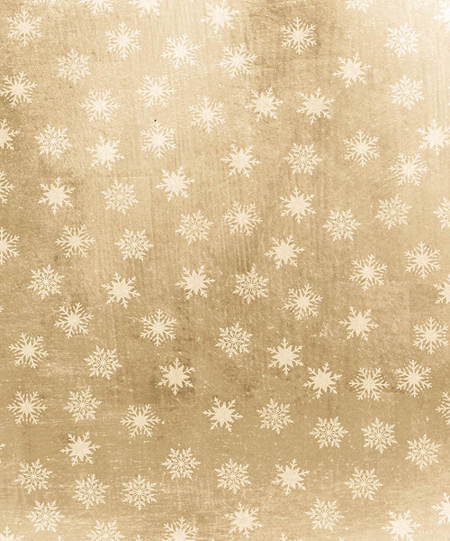 Falling Snowflakes Backdrop - The Backdrop Store