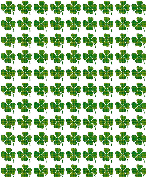 Four Leaf Clover - The Backdrop Store