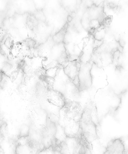 White Marble Floordrop - The Backdrop Store