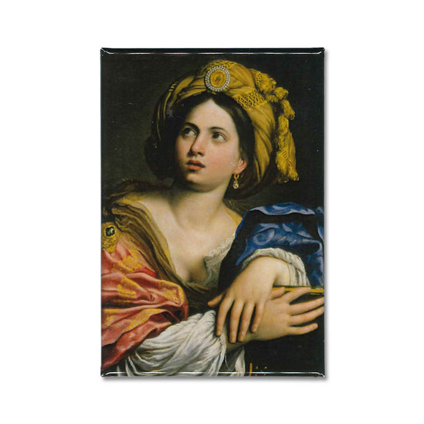 A Sibyl by Domenichino souvenir fridge magnet