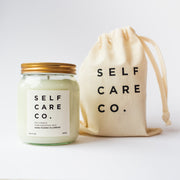 Rose & Bergamot Candle - by Self Care Co.