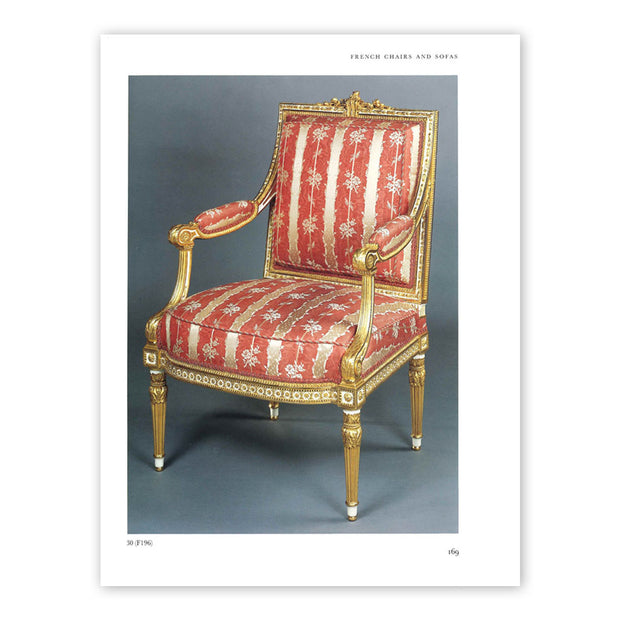 The Wallace Collection Catalogue of Furniture - Paperback Edition