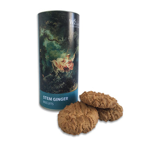 Stem Ginger Biscuits