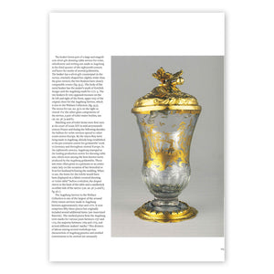 Page 169 from the Catalogue of Glass and Limoges Painted Enamels from the Wallace Collection