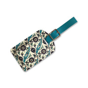 Minton Tile Luggage Tag
