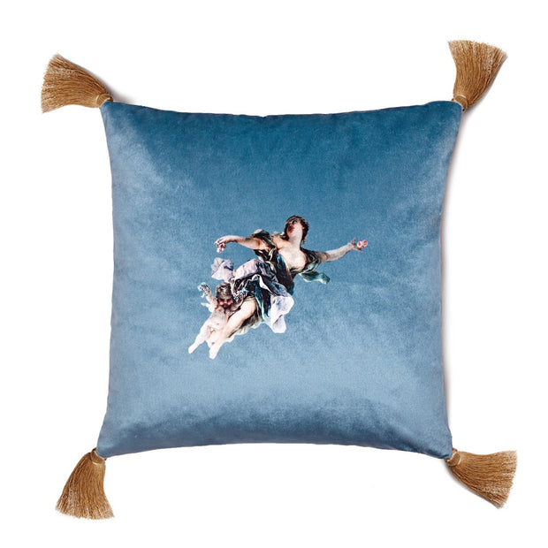 Naiad Cushion - by Melody Rose