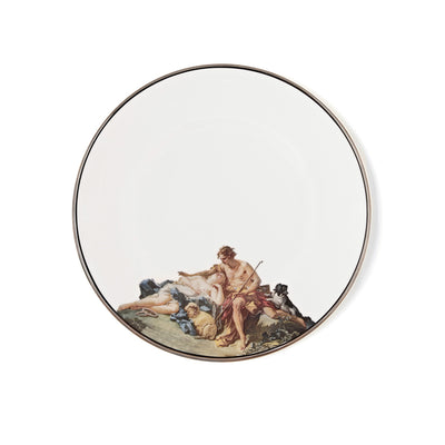 Daphnis and Chloe Side Plate - by Melody Rose