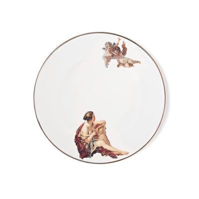 Cupid a Captive Side Plate - by Melody Rose