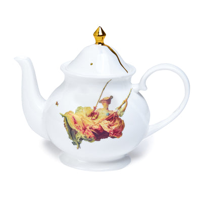 The Swing Small Teapot - by Melody Rose