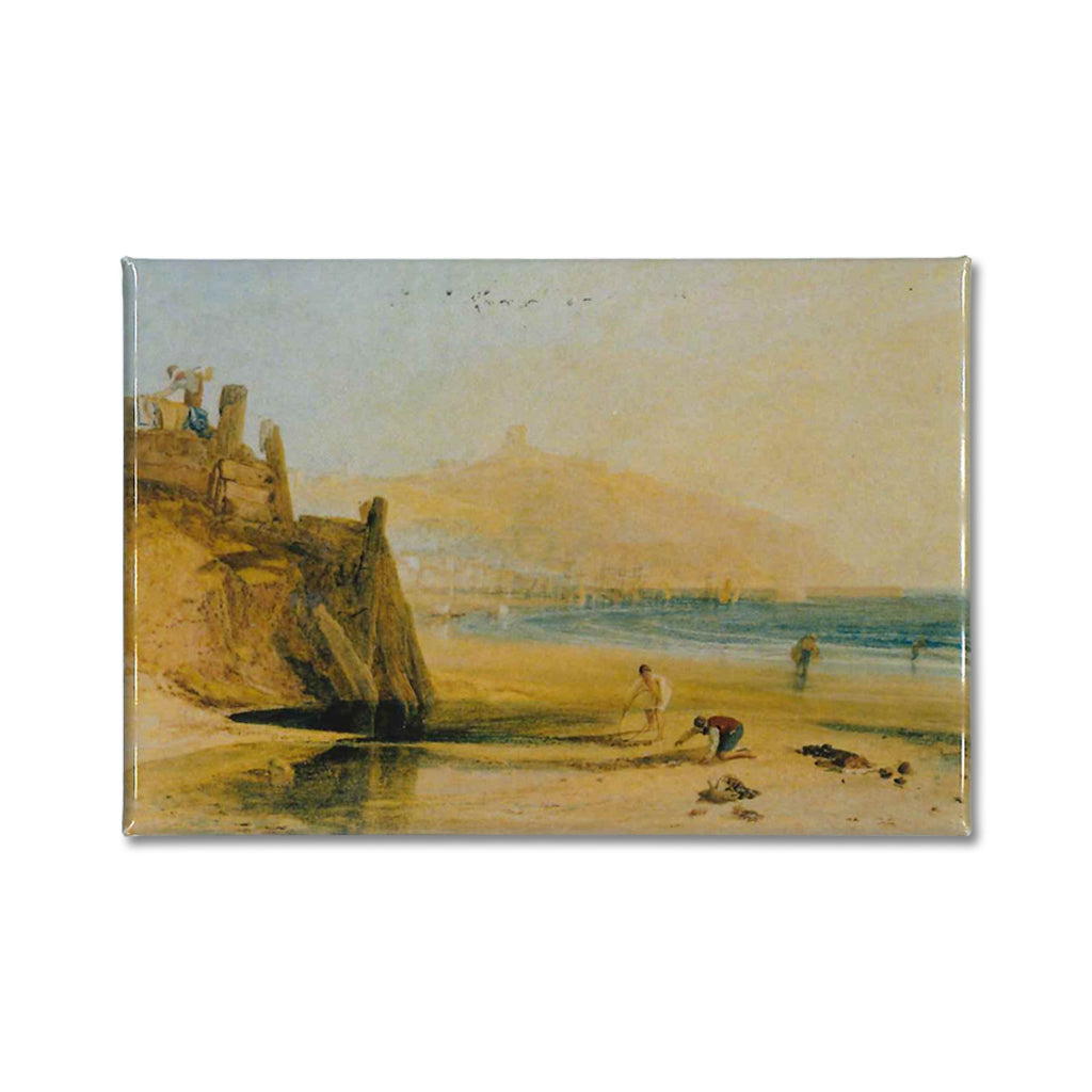 Scarborough Castle Magnet