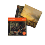 Dutch Paintings Christmas Card 6 Pack
