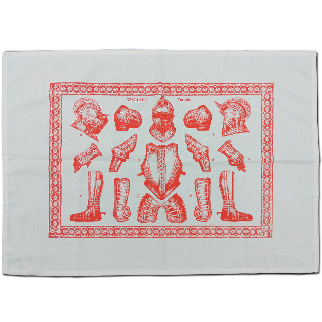 Tea Towel X-Ray Armour