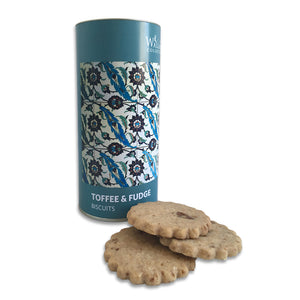 Toffee & Fudge Biscuits