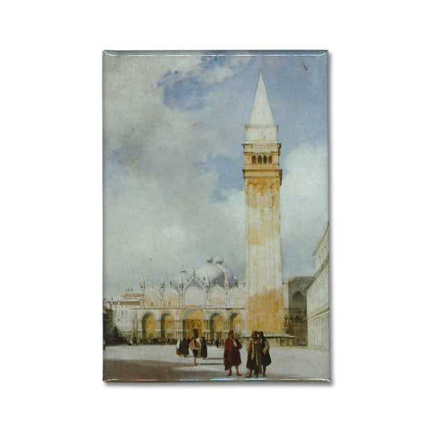 Venice: the Piazza San Marco Magnet