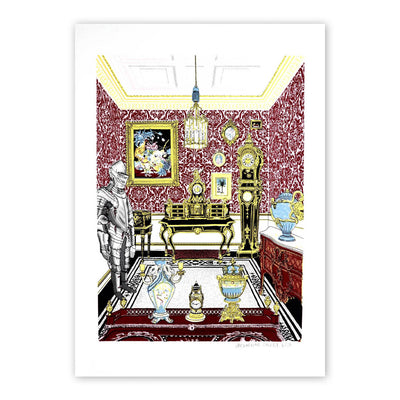 The Wallace Room - by Jacqueline Colley