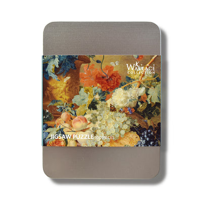 Fruits and Flowers Jigsaw Puzzle