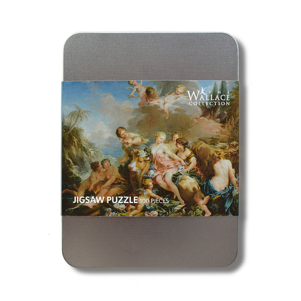 The Rape of Europa Jigsaw Puzzle