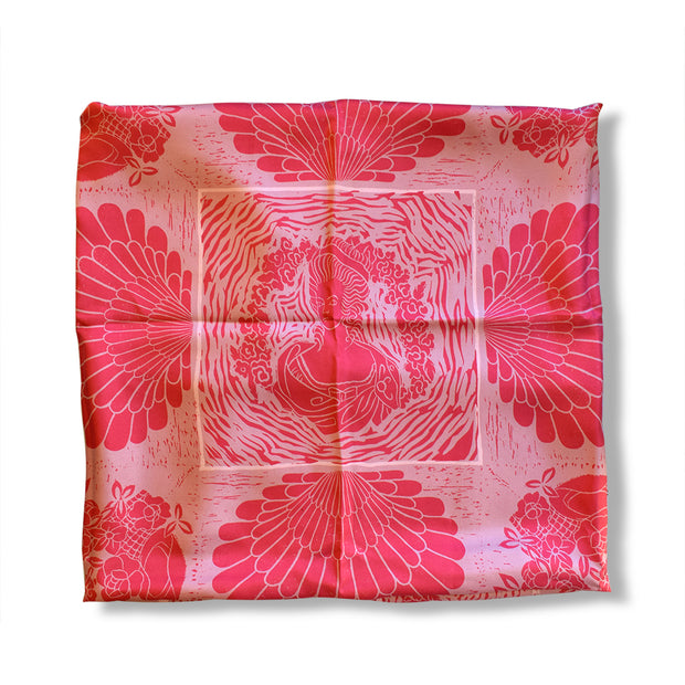 Rory Hutton Marie Antoinette Silk Scarf