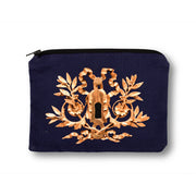 Secretaire Cotton Pouch Navy