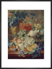 Fruit and Flowers print