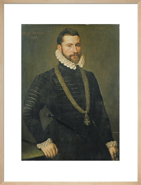 Portrait of a Man print