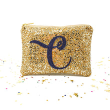 Monogrammed Bridesmaid Clutch