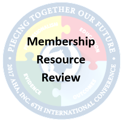 Membership Resource Review