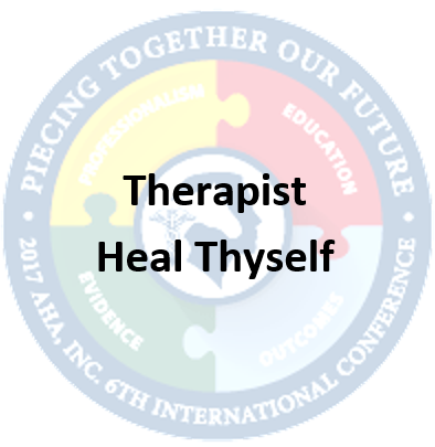 Therapist Heal Thyself