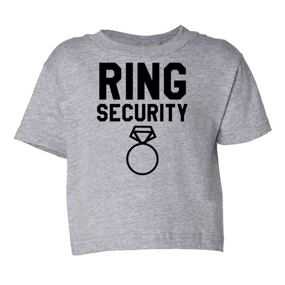 Ring Security Toddler Tee (4 colors)