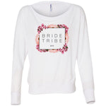 Bride Tribe Floral Long-Sleeve Top (2018)